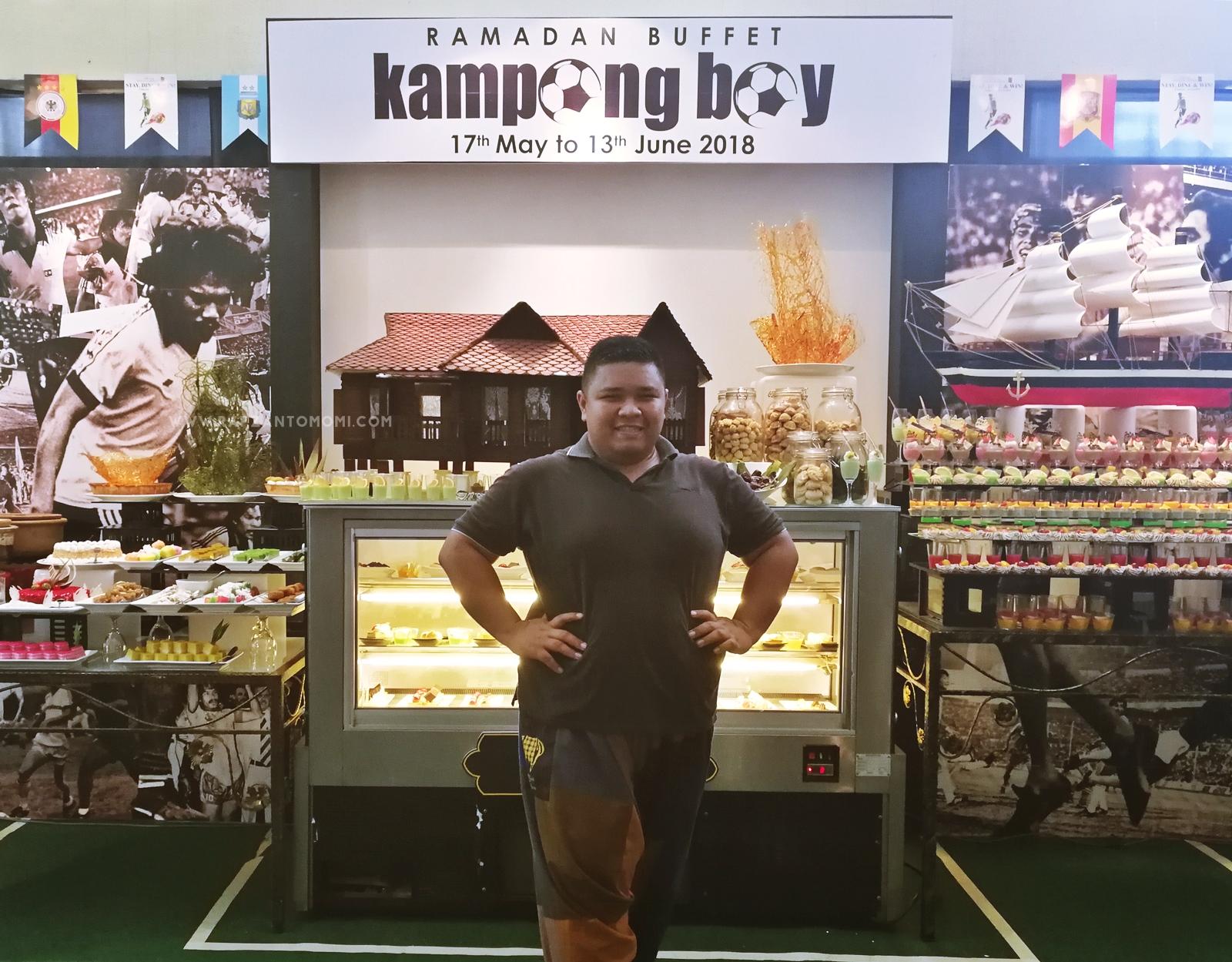 """Buffet Ramadhan 2018 - Buka Puasa Bertemakan """"Kampung Boy"""" Di AnCasa Hotel & Resort Kuala Lumpur"""