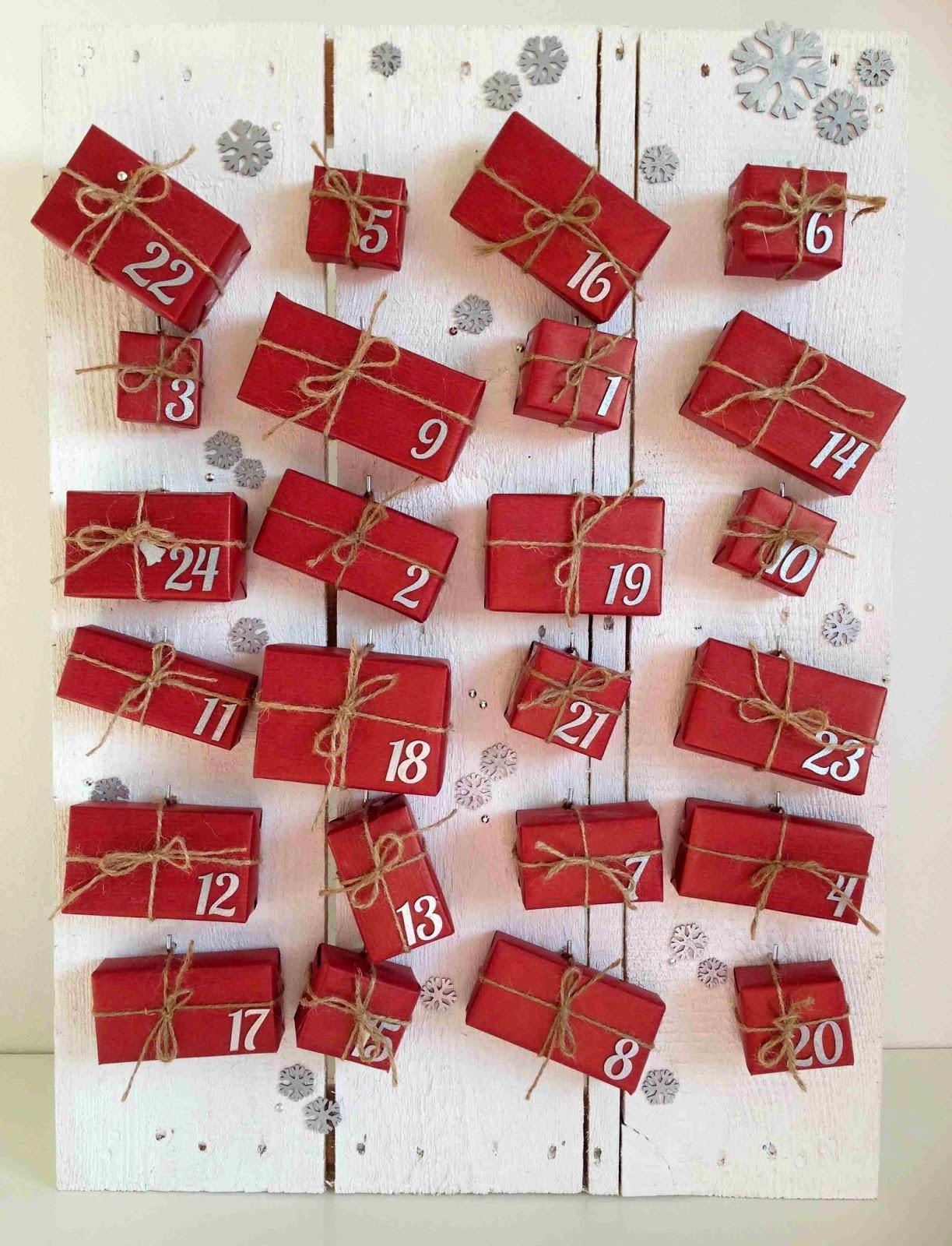 adventni kalendar KETA: Adventní kalendář 1 adventni kalendar