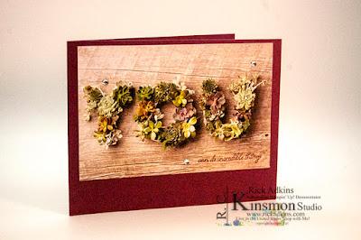 Paper Pumpkin, Stampin' Up!, Alternative Project, Rick Adkins