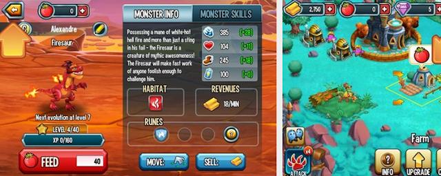 تحميل لعبة مونستر ليجند للكمبيوتر