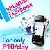 Globe's SUPERFB10 gives you unlimited Facebook access for only Php10 per day