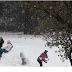 Θεοφάνια με χιόνια και παγετό