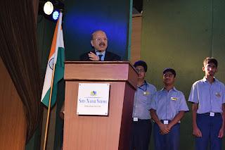 Shiv Nadar School Introduces India's first ever 'Electoral Literacy Club'