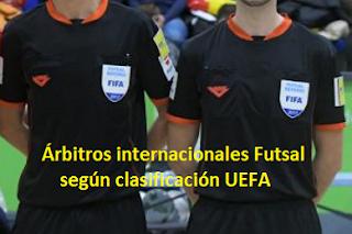 arbitros-futbol-FUTSAL-UEFA