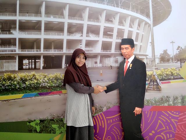 Me Time: Bersama Presiden Jowoki