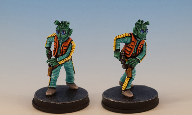 Image result for greedo imperial assault