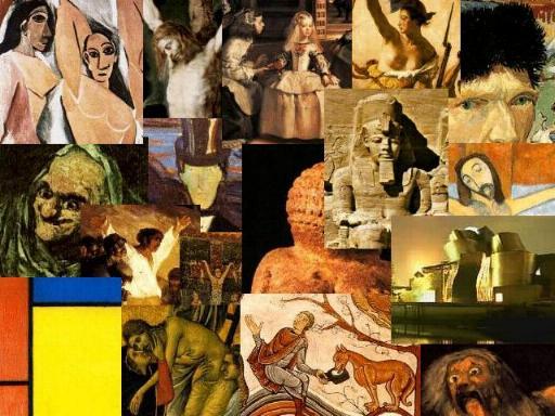 Historia del Arte 8