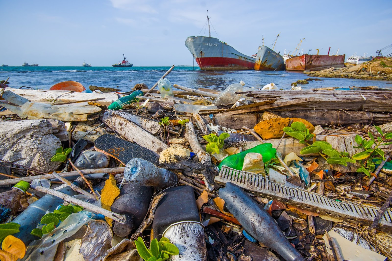 5 Asian Countries That Dump More Plastic In The Ocean Than The Rest Of The World