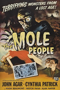Poster The Mole People