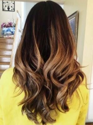 Rambut Cantik Dan Unik Masa Kini