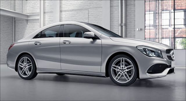 Mercedes CLA 250 4MATIC 2019