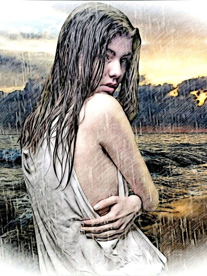 восприятие природы и человеческой красоты