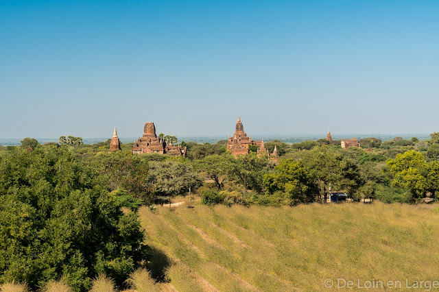 Shwe-leik-too temple - Bagan - Myanmar - Birmanie