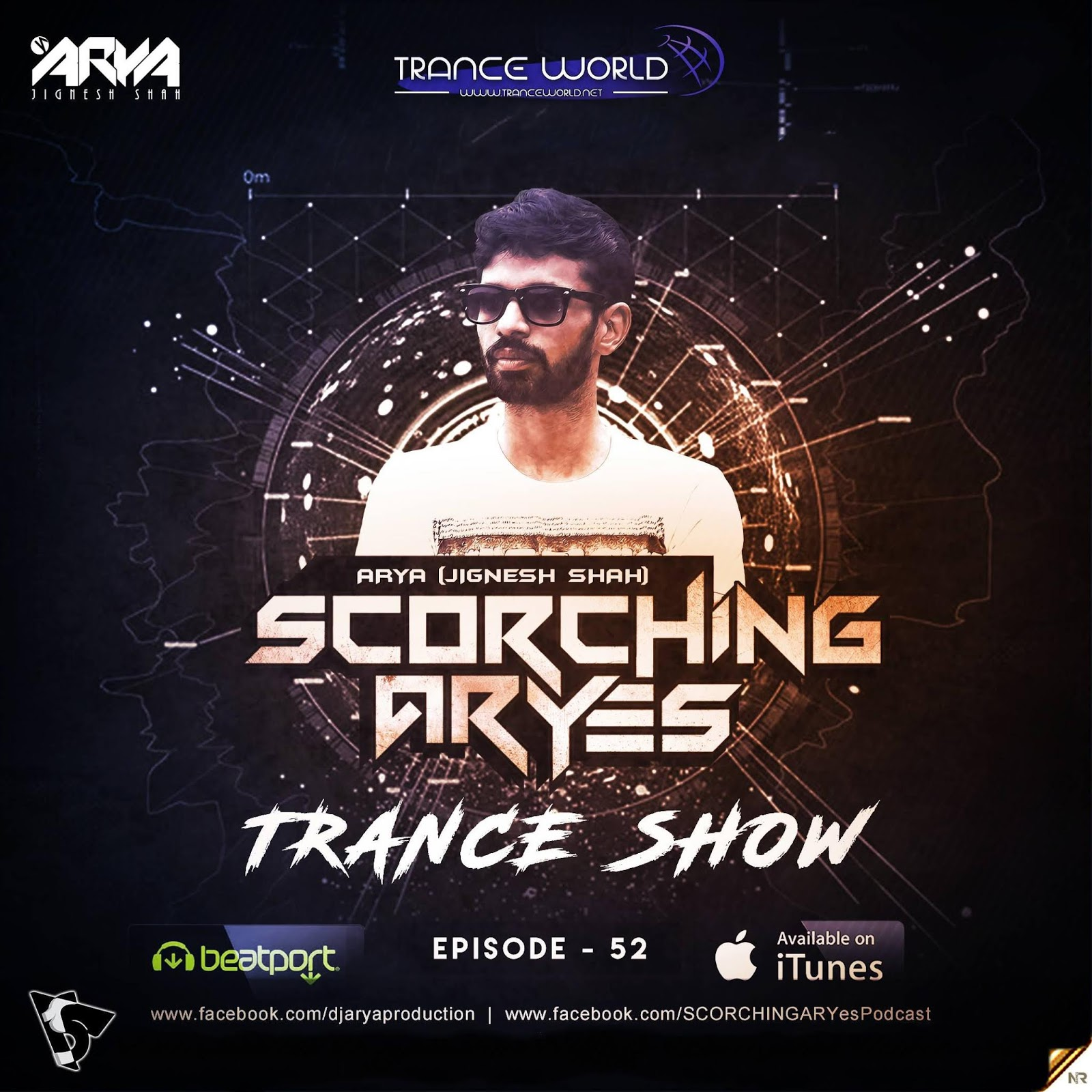 SCORCHING ARYes Episode 052 - ARYA (Jignesh Shah)