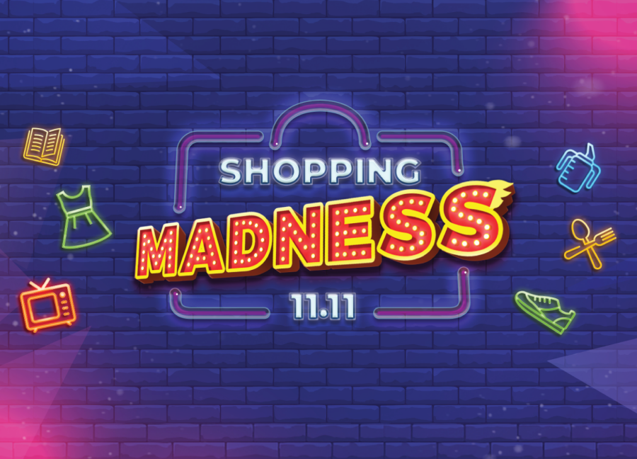 11street Shopping Madness 11.11