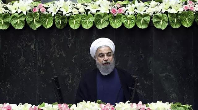 Presiden Iran Mengatakan Mereka Akan Terus Membangun Rudal