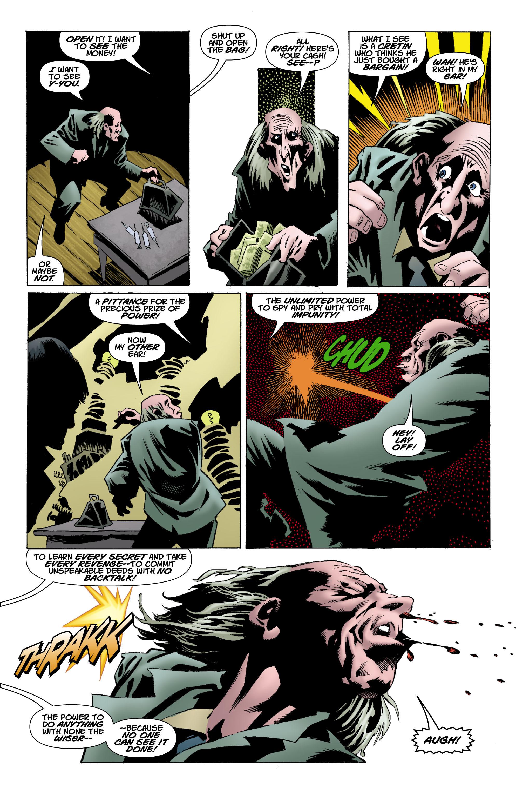 Read online Batman: Unseen comic -  Issue #2 - 15