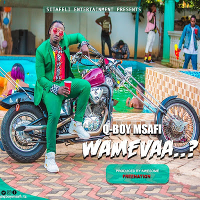 AUDIO | Q Boy Msafi - Wamevaa || Mp3 Download [New Song]