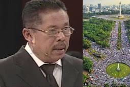Beredar Isu Karni Ilyas Dipanggil Istana Usai TVOne Live Reuni Akbar 212, Begini Klarifikasinya