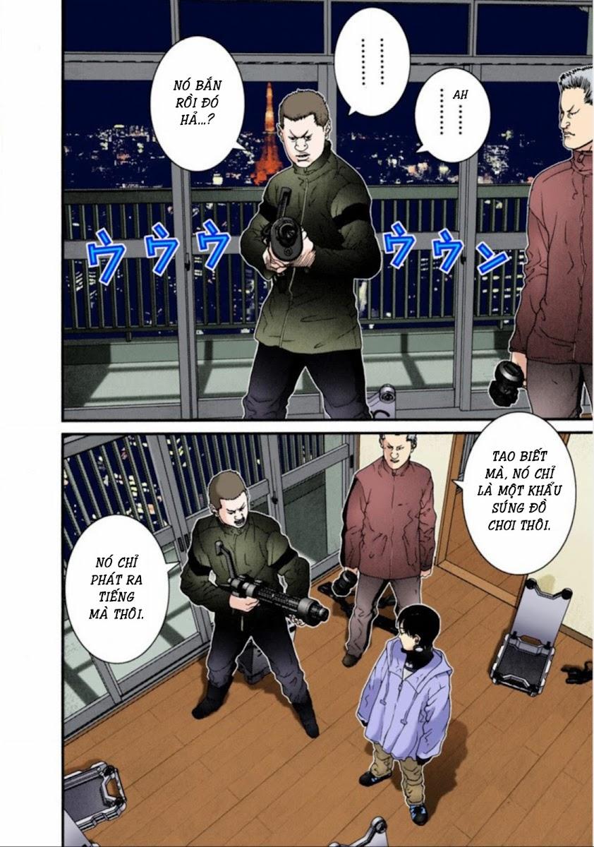 Gantz Chap 33: Cơn điên trang 6