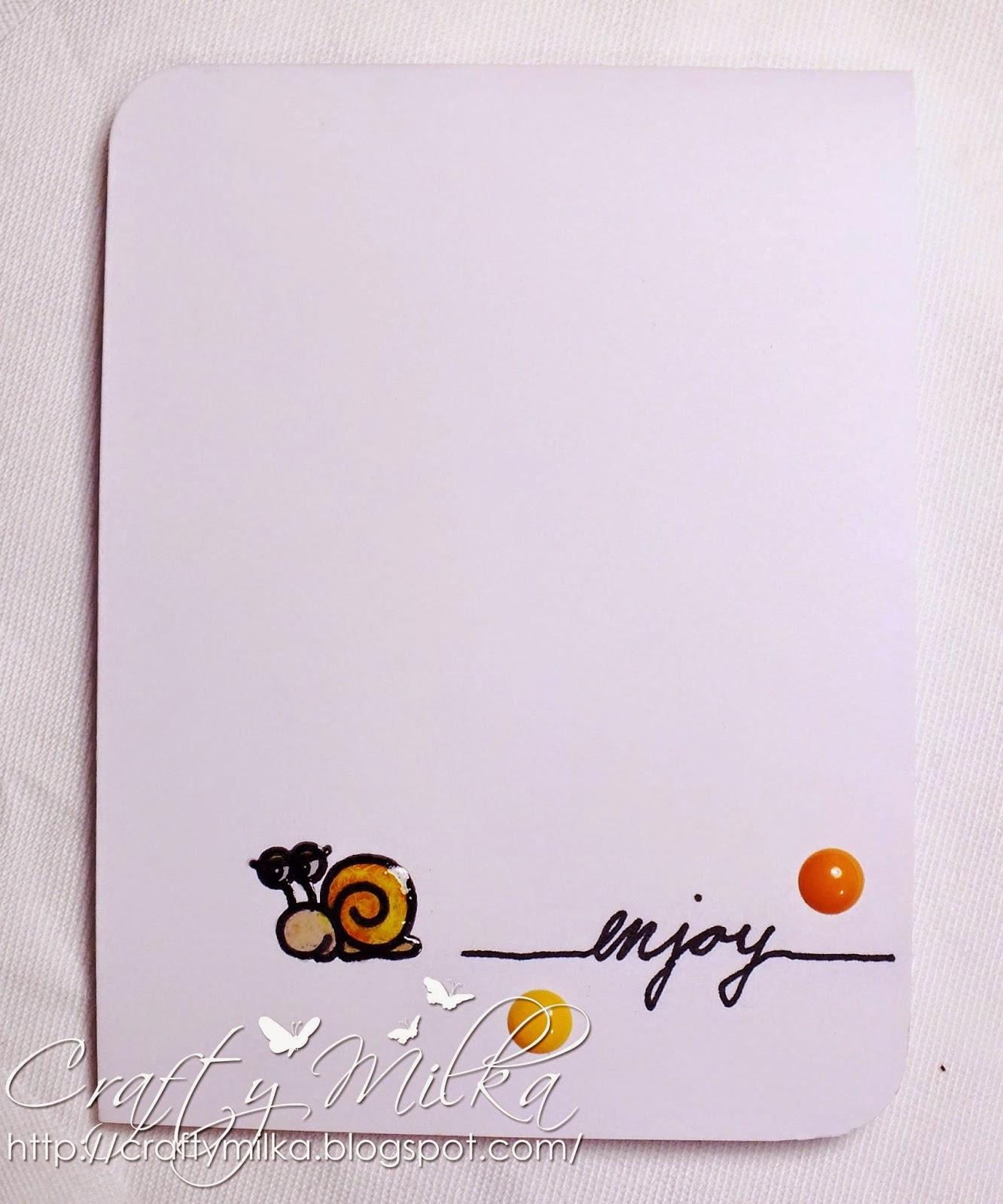 http://craftymilka.blogspot.com/2015/02/enjoy-card.html