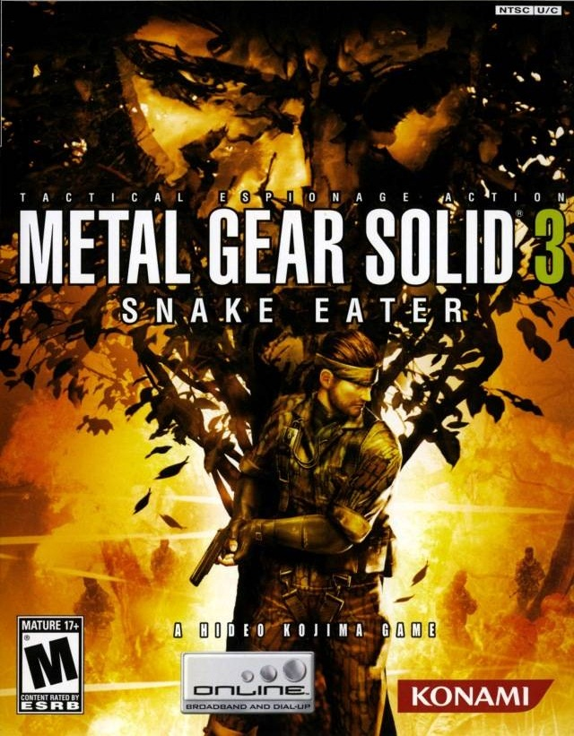 metal gear solid 3 pc game free download