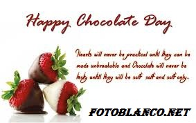 CHOCOLATE DAY 2016