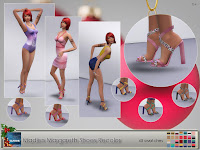 Madlen Margareth Shoes Recolor