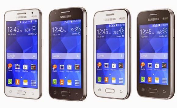 Samsung Galaxy Core II, Galaxy Ace 4, Galaxy Young 2 and Galaxy Star 2