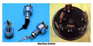 Starting Switch
