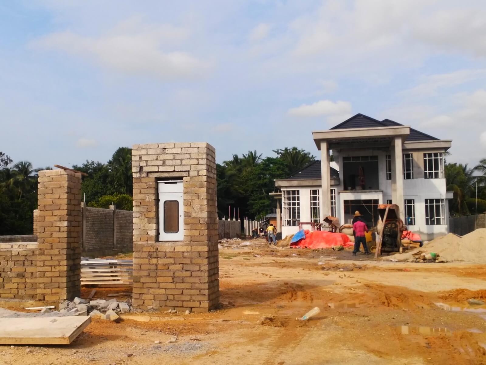 Bina Rumah Atas Tanah Sendiri Kelantan
