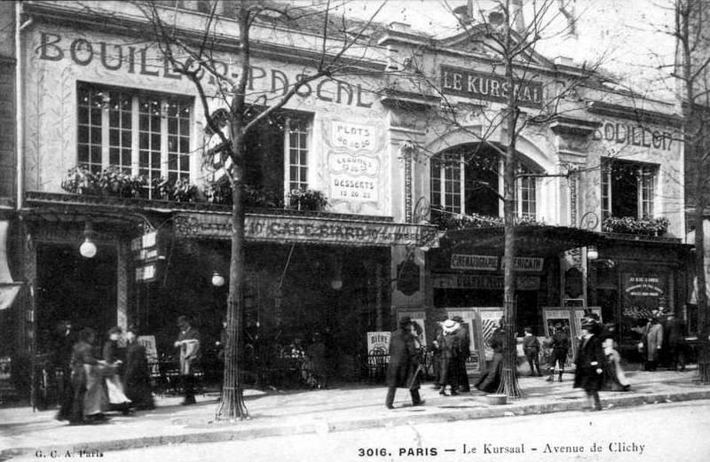 Restaurant Le Petit Sal Ef Bf Bd Paris E