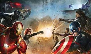 Capitão América: Guerra Civil Dublado Online