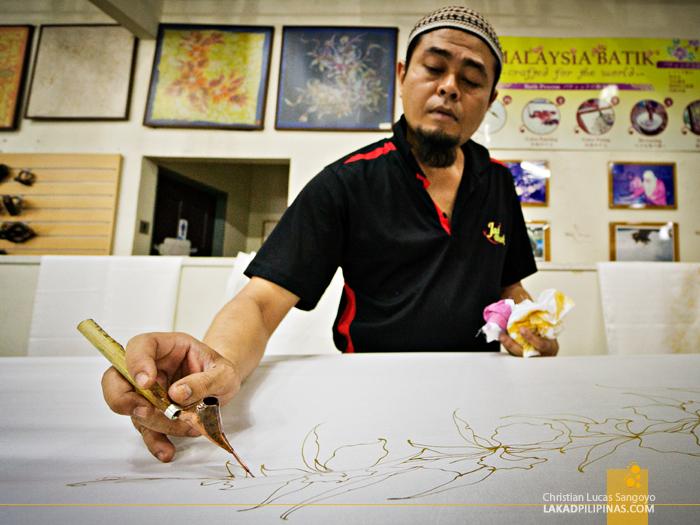 Jadi Batek Gallery Kuala Lumpur Batik