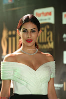 Amyra Dastur in White Deep neck Top and Black Skirt ~  Exclusive 029.JPG