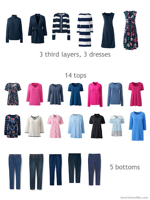 A Refined Spring wardrobe