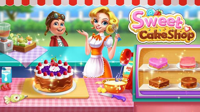تحميل لعبة طبخ الكيك cake shop 2 للكمبيوتر والموبايل الاندرويد برابط مباشر ميديا فاير مضغوطة