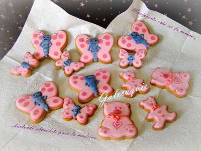galletas decoradas mariposita
