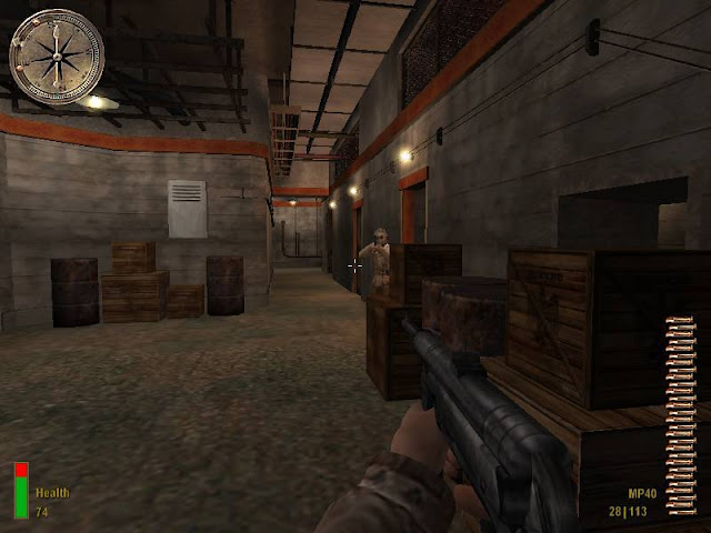 Medal of Honor Allied Assault PC Full Version Screenshot 1