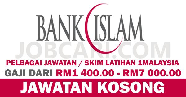 SKIM LATIHAN 1MALAYSIA BANK ISLAM