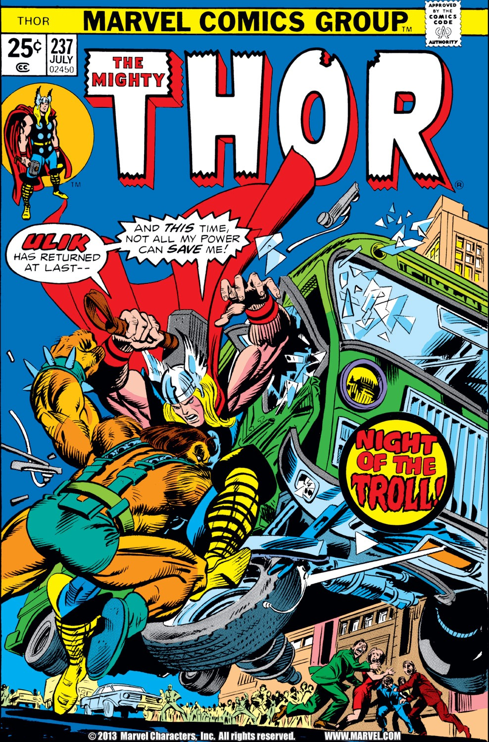 Thor (1966) 237 Page 1