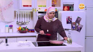 برنامج علي قد الأيد 9-3-2017 طريقة عمل كفتة عدس بني - بيتزا البطاطس - خبز بالكفتة والجبنة الموتزاريلا - بسبوسة مع نجلاء الشرشابي