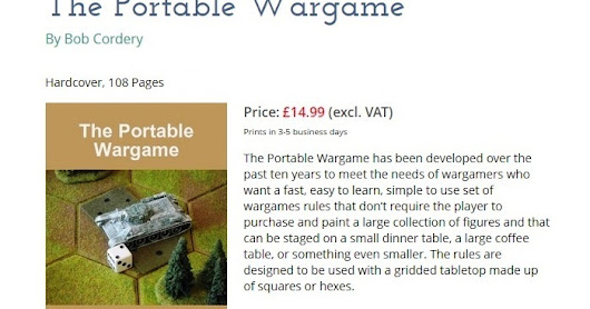 The Portable Wargame - A Brief Review