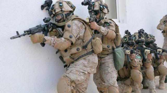 اشتعال الحرب في السعودية إثر اشتداد القتال بين القوات الحكومية ومسلحين شيعة