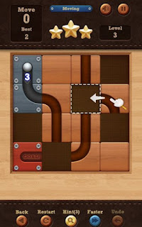 Roll the Ball™ – Slide Puzzle Apk v1.6.5 (Mod Hints/Unlocked)