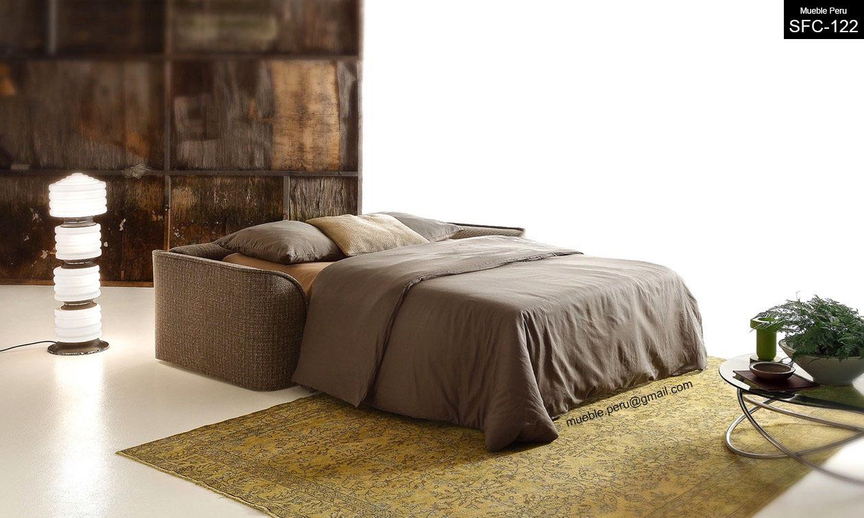 Mueble peru sofas cama tapizados en cuero - Mueble sofa cama ...
