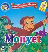 Seri Mengenal Hewan – Monyet – Bilingual & Full Colour