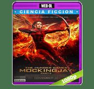 Los Juegos del Hambre: Sinsajo El Final (2015) Web-DL 1080p Audio Dual Latino/Ingles 5.1