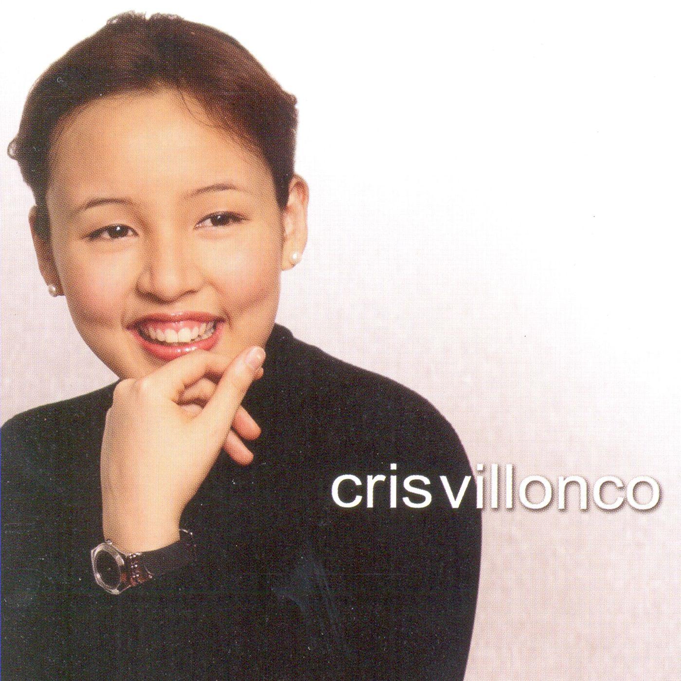 cfb0072b9 Cris Villonco - Cris Villonco - 2010 ALBUM - Solid OPM