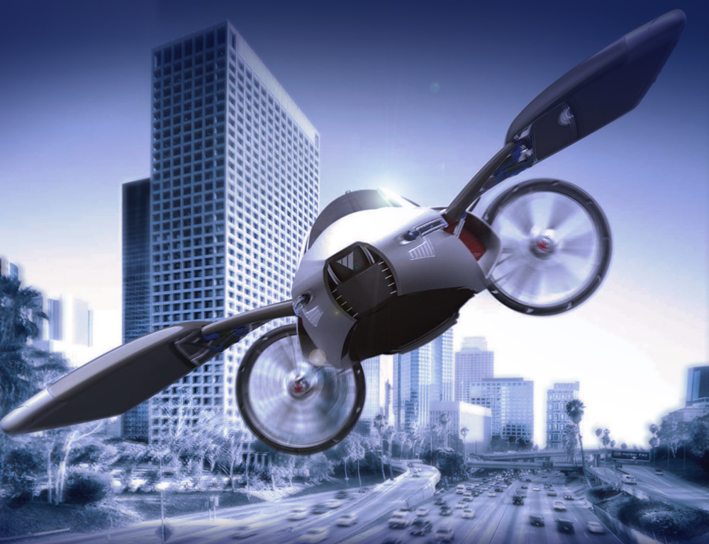 Flying Cars Are Finally About To Become A Reality
